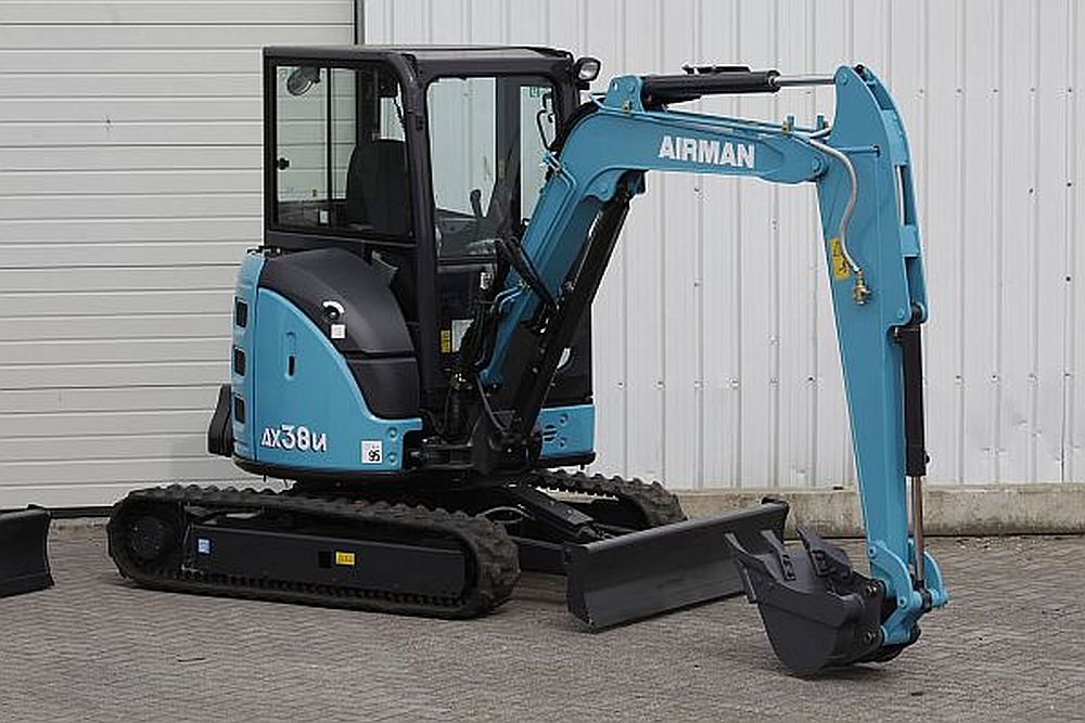 Airman AX38u-7 - For Sale at CPS Plant