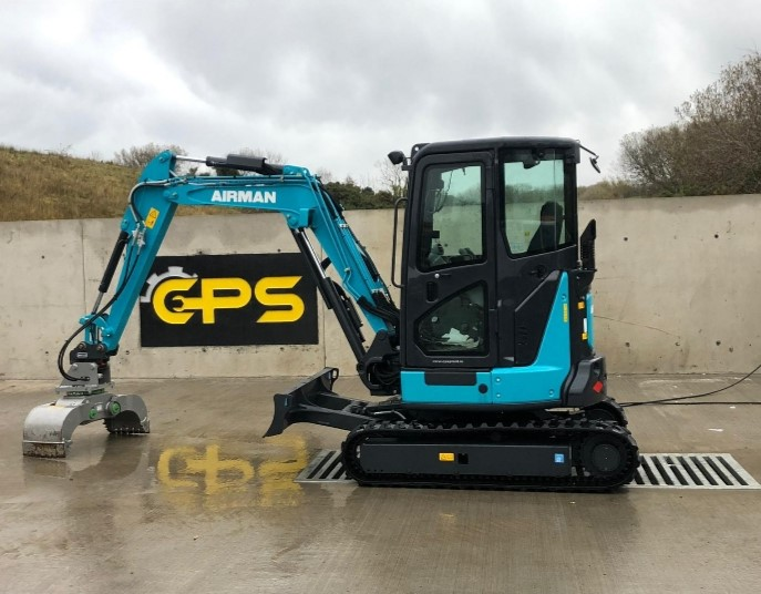 Airman Ax33u-7 - For Sale at CPS Plant