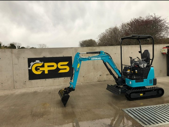 Airman AX19u-7 - For Sale at CPS Plant